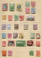Uebersee / Int. Lot Klassik (2/031) - Briefmarken