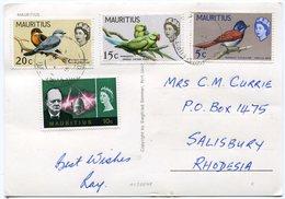 Mauritius - Postcard - Carte Postale - Maurice (1968-...)