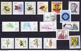 Duitsland Berlin 1984 Compleet **, Zeer Mooi Lot K 294  ( Cat +50€) - Unused Stamps