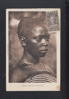 Belgian Congo PPC Makele Aruwimi Woman - Afrika