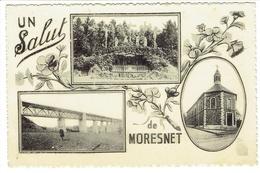 Moresnet. Un Salut De Moresnet. **** - Plombières
