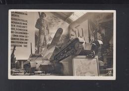 Dt. Reich AK Ausstellung Gebt Mit Vier Jahre Zeit 1937 - Weltkrieg 1939-45