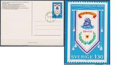 Schweden  1979 Mi-Nr.1072  100 Jahre Schwedische Abstinenzbewegung Karte ( D 6710) Günstige Versandkosten - Briefe U. Dokumente