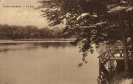 BELGIQUE - BRABANT WALLON - GENVAL - GENVAL-LES-EAUX - Le Lac. - Rixensart