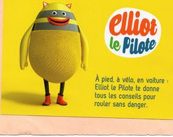 E2312 - Elliot Le Pilote - Advertising