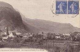 CLUSES - Un Coin Du Vieux Cluses - Montagnes De Nancy Et Du Bargy - Cluses