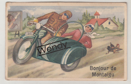 Scherpenheuvel (bonjour De Montaigu Met Moto - Compleet) - Scherpenheuvel-Zichem