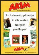 Publiciteit Akim - Livres, BD, Revues