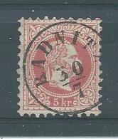 ANK. 37 I Mit Stempel Von BADNITZ Siehe Scan - 1850-1918 Empire