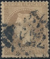 FRANCE - 1863 No 28 Napoleon III - 1863-1870 Napoléon III Lauré