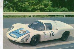 Porsche 908 Gp 6  -  1968   -   Carte Postale - Le Mans