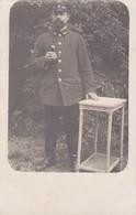 Carte Photo Allemande De Hirson 1915 - Hirson