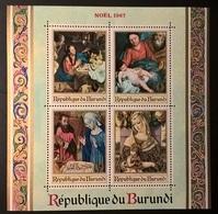 BURUNDI NATALE 1967 - Burundi