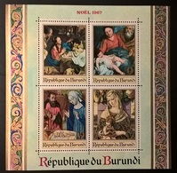 BURUNDI NATALE 1967 - 1962-69: Nuovi