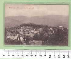 CERVAREZZA Panorama _ Ventasso _ REGGIO EMILIA Cartolina BN VG Rif.C0305 - Reggio Nell'Emilia