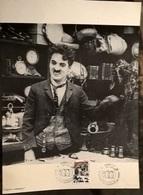 CHARLOT RIPRODUZIONE FOTO DI SCENA - Altre Collezioni