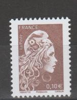Marianne L'engagée (0.10€) - France - 2018 - 2018-... Marianne L'Engagée