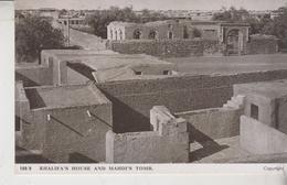 Sudan  Khalifa's House And Mahdi's Tomb No Vg  F/p - Sudan