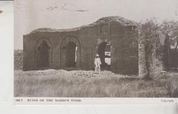 Sudan Ruins Of The Mahdi's Tomb No Vg  F/p - Sudan