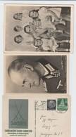 Deutsches Reich , Lot Mit 3 Karten - Allemagne