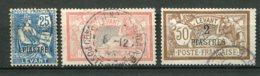 10400  LEVANT  N° 17, 19/20°   1902-20  TB - Usati