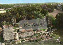CPSM  Les Essarts  Ruines  Du Vieux  Chateau - Les Essarts
