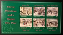 GUERNSEY NATALE 2000 - Guernesey
