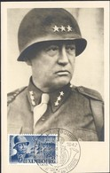 1947  Général George S.Patton,U.S.A.  Michel: 424  3,50F. - Maximum Cards