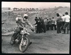 KLUISBERGEN FOTO 1973   15 X 11 CM - MOTO CROSS - Kluisbergen