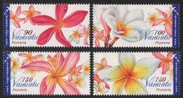 Vanuatu 2009 - Flore, Fleurs Orchidées - 4 Val Neufs // Mnh - Vanuatu (1980-...)
