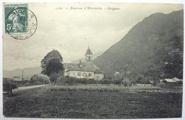 ENVIRONS D'ALBERTVILLE - GRIGNAN - Frankreich