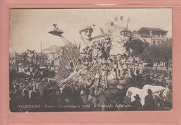 OLD PHOTO POSTCARD ITALY - ITALIA VIAREGGIO - CARNEVALE 1928 - Viareggio