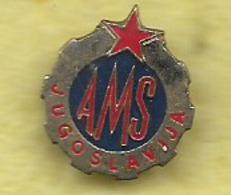 OLD BADGES OF YUGOSLAVIAN AUTO-MOTO ASSOCIATION - Badges