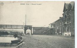 Wezet - Visé - 2242 - Devant Le Pont - G. Hermans - Visé