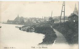 Wezet - Visé - La Meuse - Tram - 2253 - G.H. Ed. A. - Visé