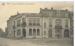 Wezet - Visé - Coin De La Grand Place Et Rue De Maestricht - Banque De Villers-Borret Et Spits - Photo Nélissen, Visé - Visé