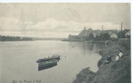 Wezet - Visé - La Meuse à Visé - Edition Martin Soeurs, Visé - 1912 - Visé