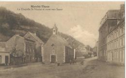 Theux - Marché-Theux - La Chapelle St. Nicolas Et Route Vers Sassor - Photo Edition Hayet-Faymonville, Lambermont - Theux