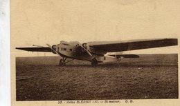 Avion BLERIOT 137 Bi-moteur  -  CPA - 1919-1938: Entre Guerres
