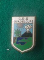 FRANCIA STEMMA DA GIACCA C.R.S. Guadaloupe - Francia