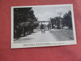 -- Gateway To Callander Home Of The Quintuplets    Canada > Ontario  Ref 3107 - Ontario