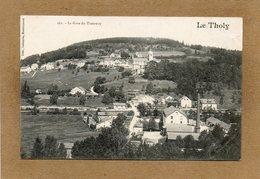 CPA - Le THOLY (88) - Aspect Du Quartier De La Gare Du Tramway En 1907 - France