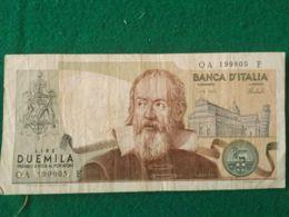 2000 Lire 1973 - [ 2] 1946-… : Republiek