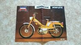 CATALOGUE - MOTOBECANE Mobylette - Moto