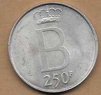250 Francs Argent 1976 FL - 10. 250 Franchi