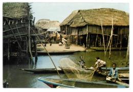 Dahomey. Ganvie, Village Lacustre (GF528) - Dahomey