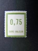 FICTIFS NEUF ** N°F 36 SANS CHARNIERE (FICTIF F36) - Phantom