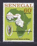 SENEGAL N°  432 ** MNH Neuf Sans Charnière, TB (D7929) Journée Scientifique Culturelle -1976 - Sénégal (1960-...)