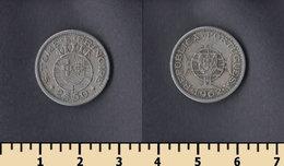 Sao Tome And Principe 2 1/2 Escudos 1962 - Sao Tome Et Principe