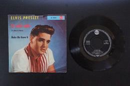 ELVIS PRESLEY O SOLE MIO SP ALLEMAND 1960 VALEUR + - Rock